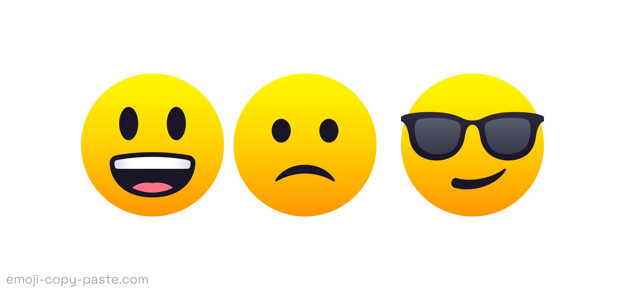 Heart eyes emoji copy and paste